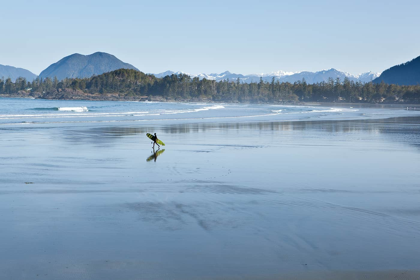Surfing Sup The Official Tourism Tofino