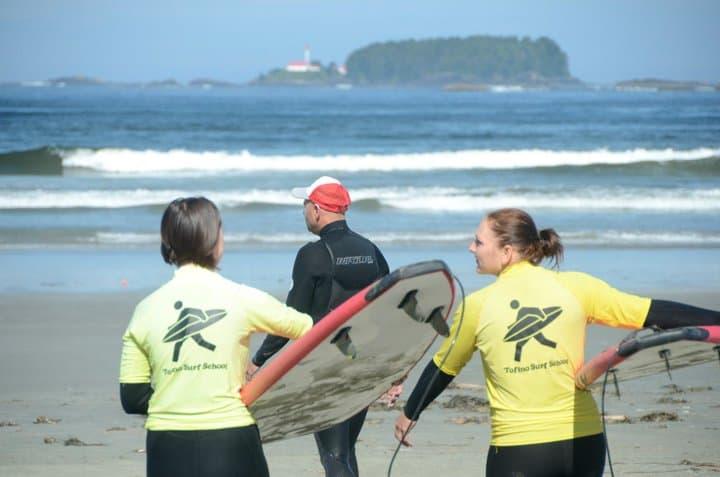 Tofino Surf School