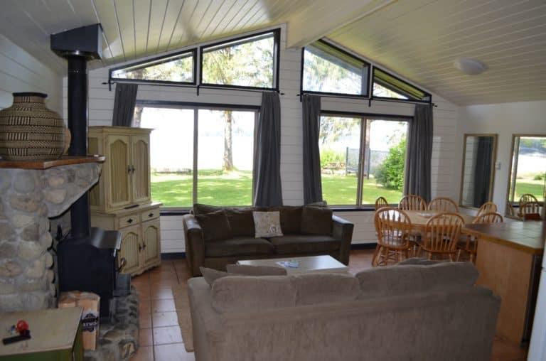 MacKenzie Beach Resort cabin