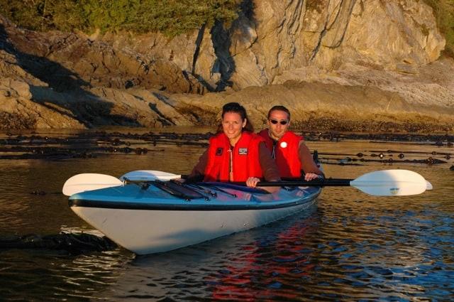 Remote Passages Sea Kayaking