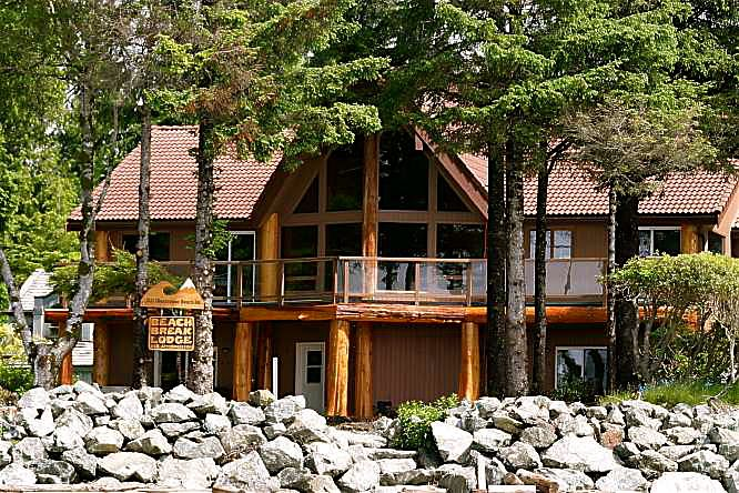 Beach Break Lodge