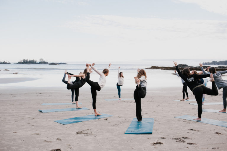 Coastal Bliss Yoga