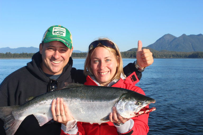 Tofino Fish Guides