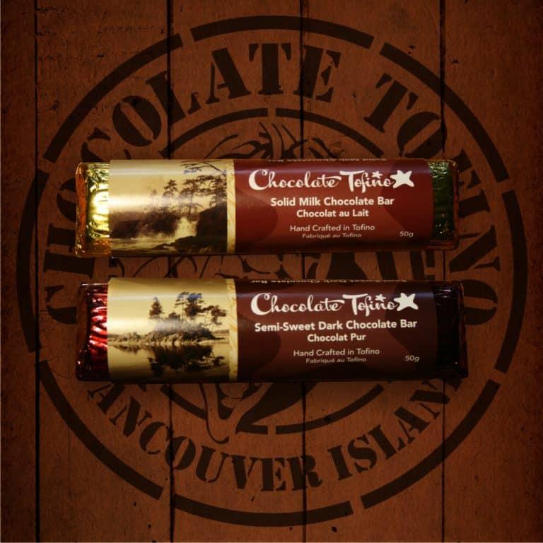 Chocolate Tofino - Chocolate Bars