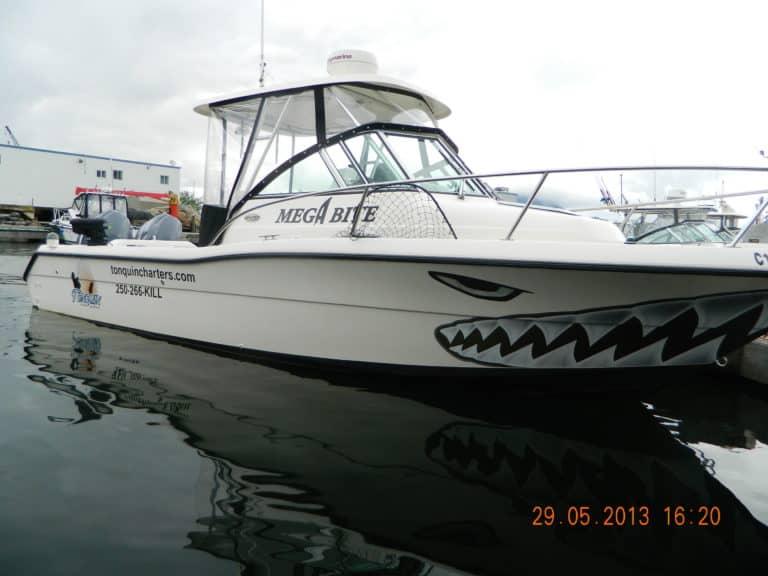 Tonquin Fishing Charters