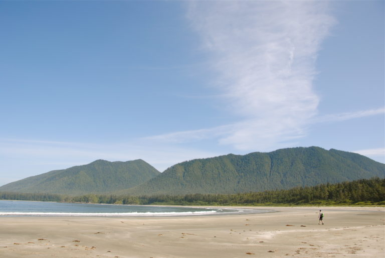 Long Beach Nature Tours takes you to Flores Island in Clayoquot Sound near Tofino.
