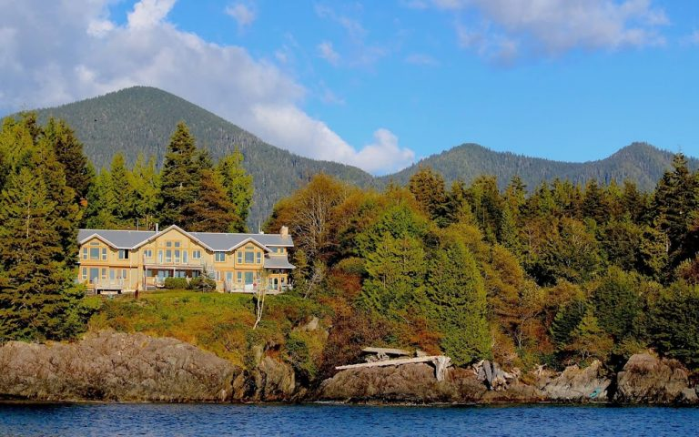 The Homestead Tofino Fitness and Wellness Retreat