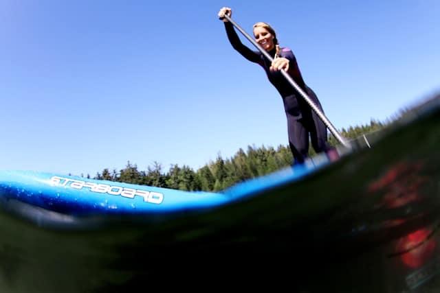 Tofino Paddle Surf