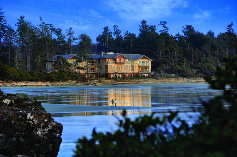 Long Beach Lodge Resort The Official Tourism Tofino