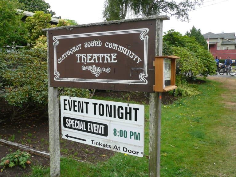 Clayoquot Sound Community Theatre