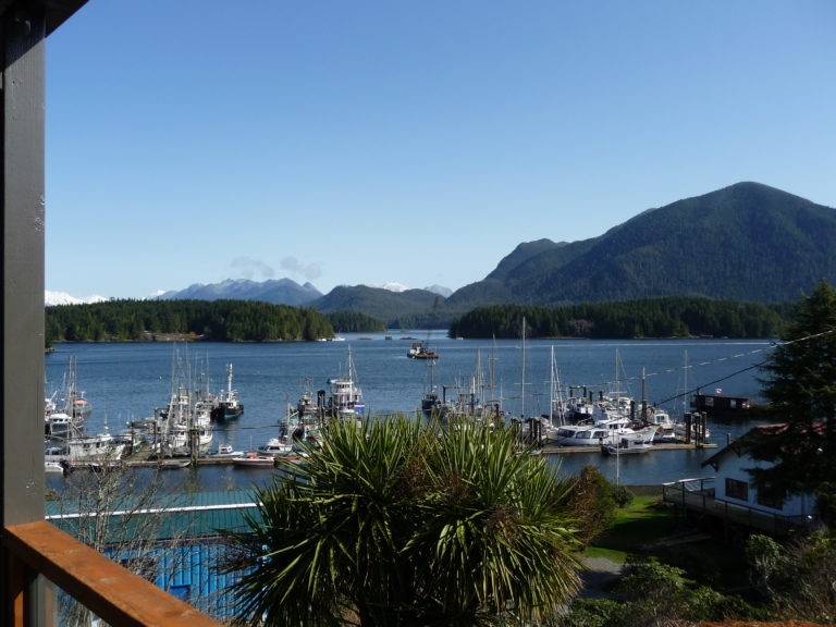 Tofino Harbourview Motel Ltd.