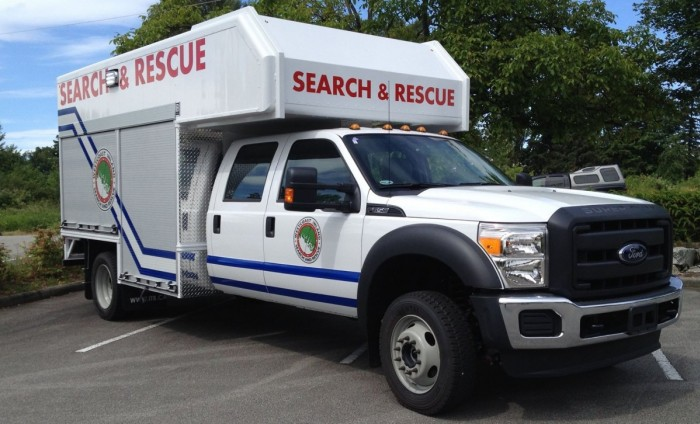 Westcoast Inland Search & Rescue