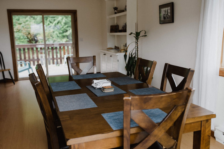 Tofino Cedar Home