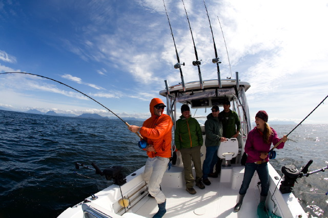 Clayoquot Ventures Tofino Fishing