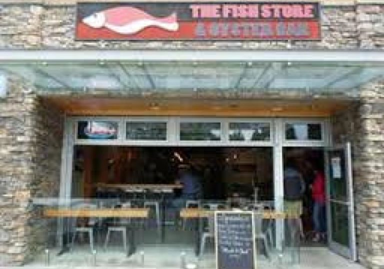 The Fish Store & Oyster Bar