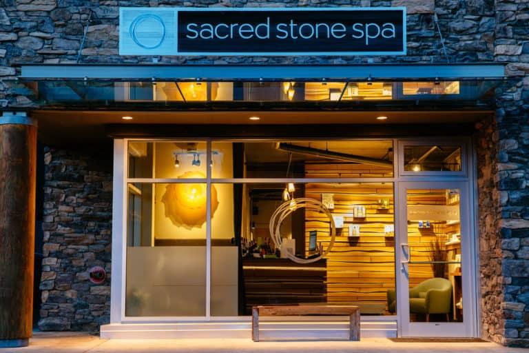 Sacred Stone Spa