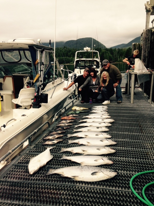 Ucluelet Charters