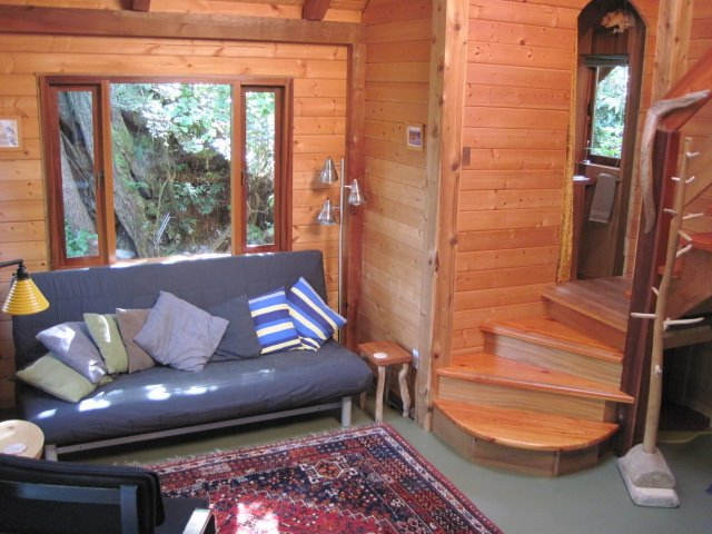Emerald Forest / Tofino Accommodation