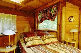 African Beach Cabin