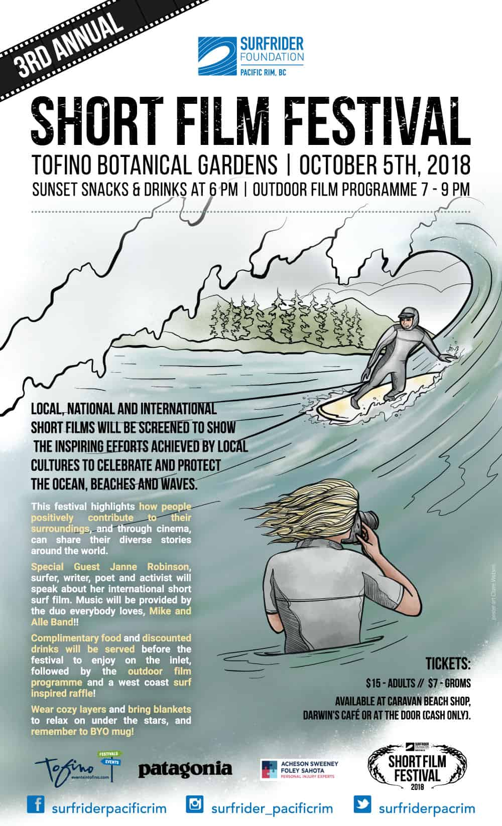 Surf Rider Short Film Festival