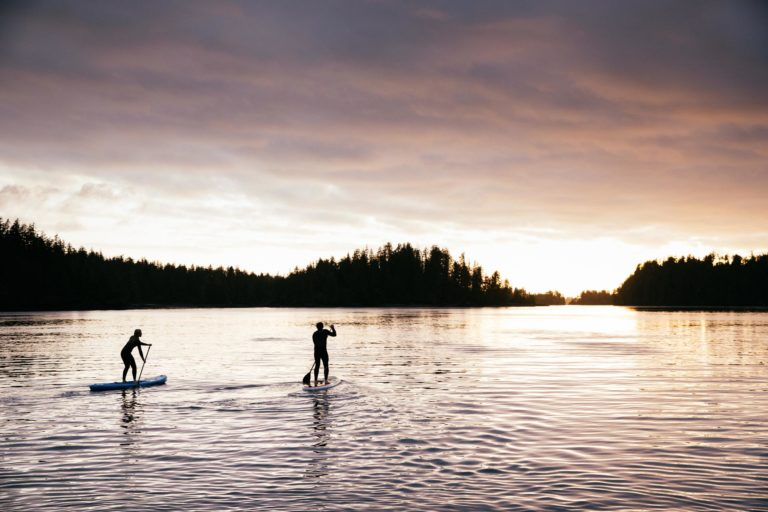 Tofino Resort + Marina: The Marine Adventure Centre