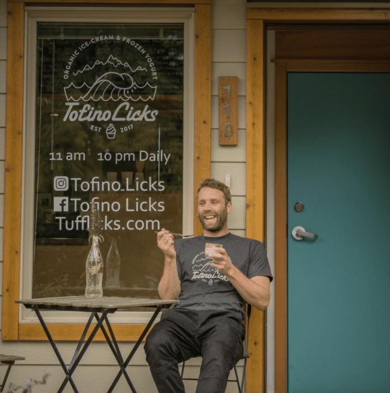 Tofino Licks