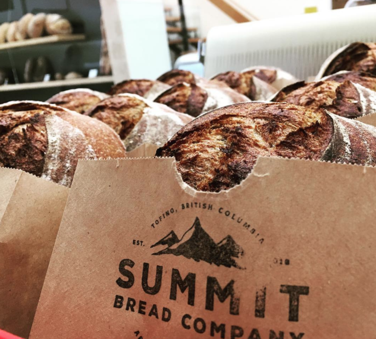 Tofino's new Summit Bread Co