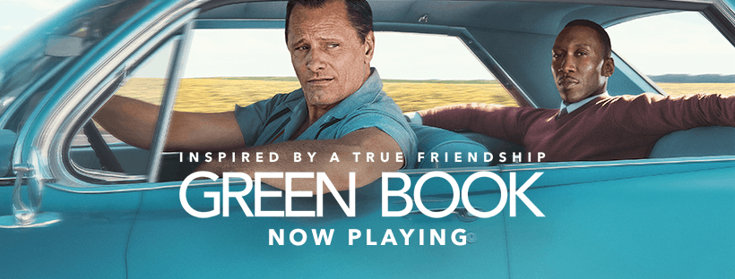 Poster for Movie: Green Book