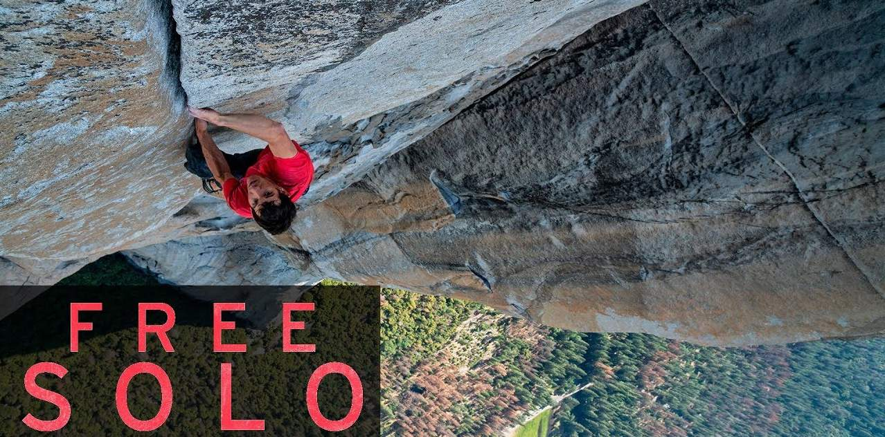 Movie Poster: Free Solo
