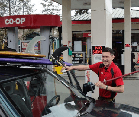 Tofino Co-op Gas Bar