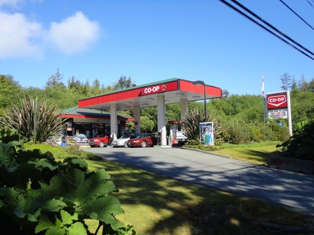 Tofino Co-op Gas Bar