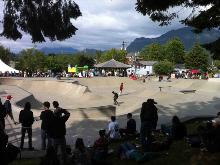 Tuff City Skatepark