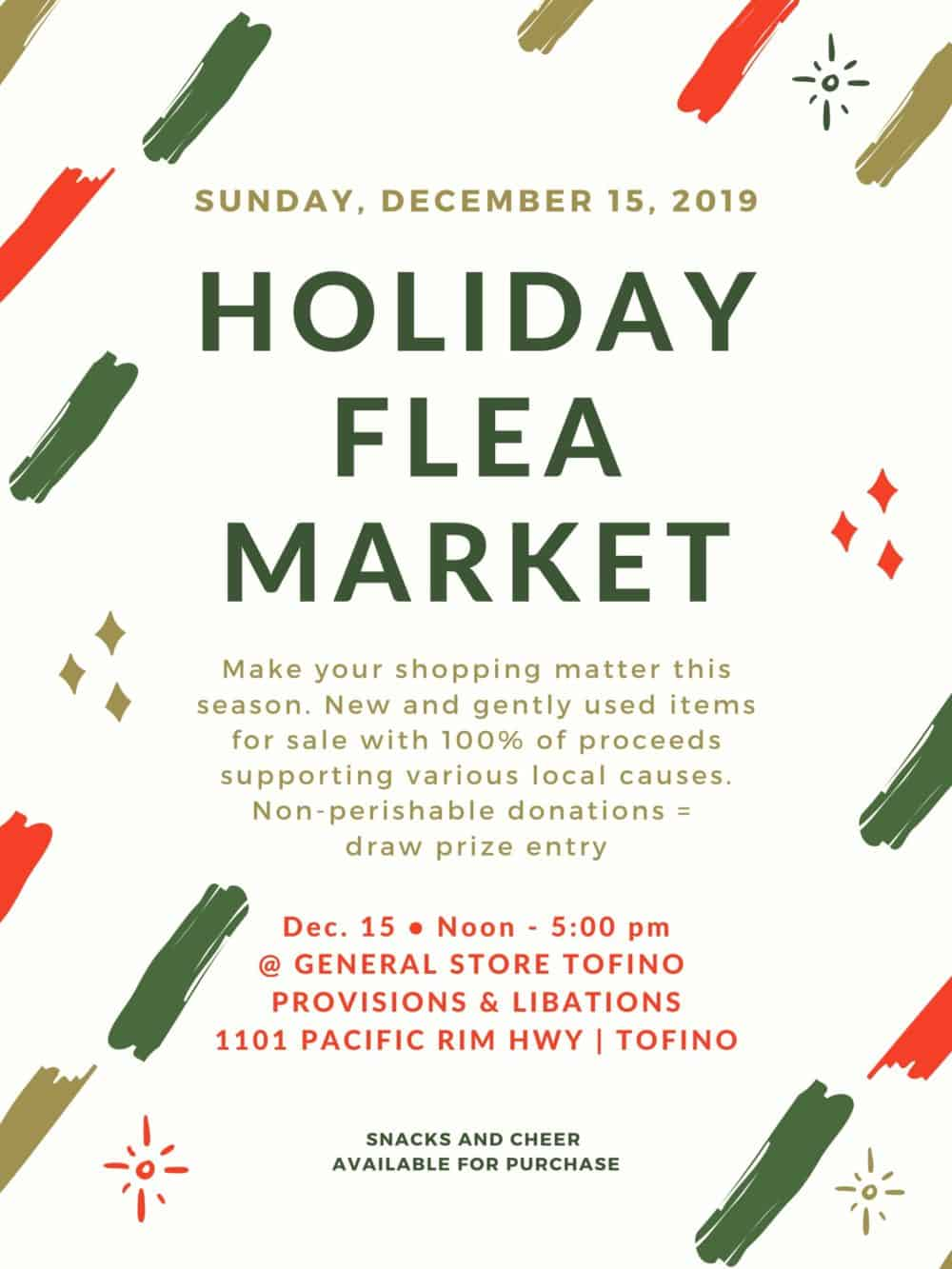 holiday flea market