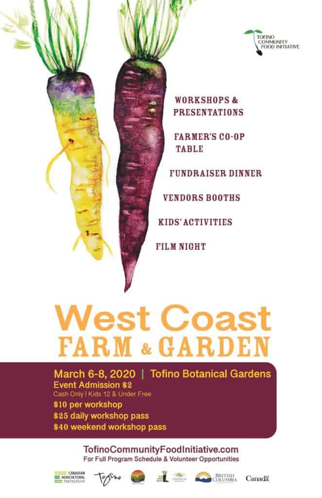 West Coast Farm and Garden Show 2020