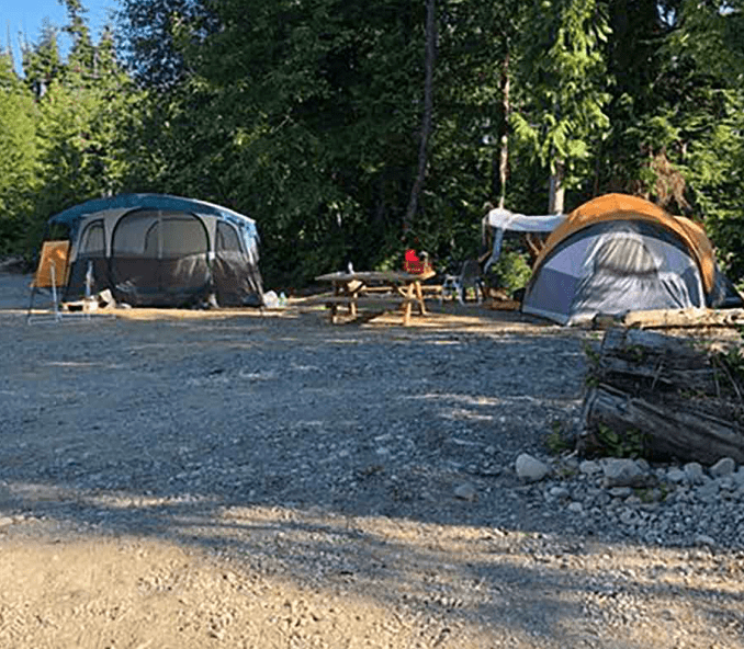 Lost Shoe Campground