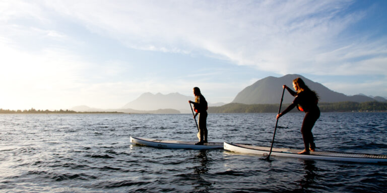 Swell Paddle + Surf Tofino