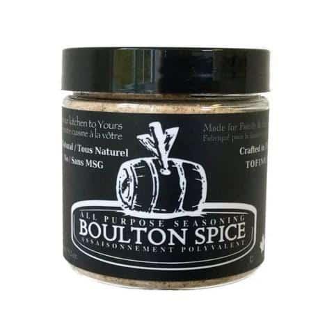 Boulton Spice