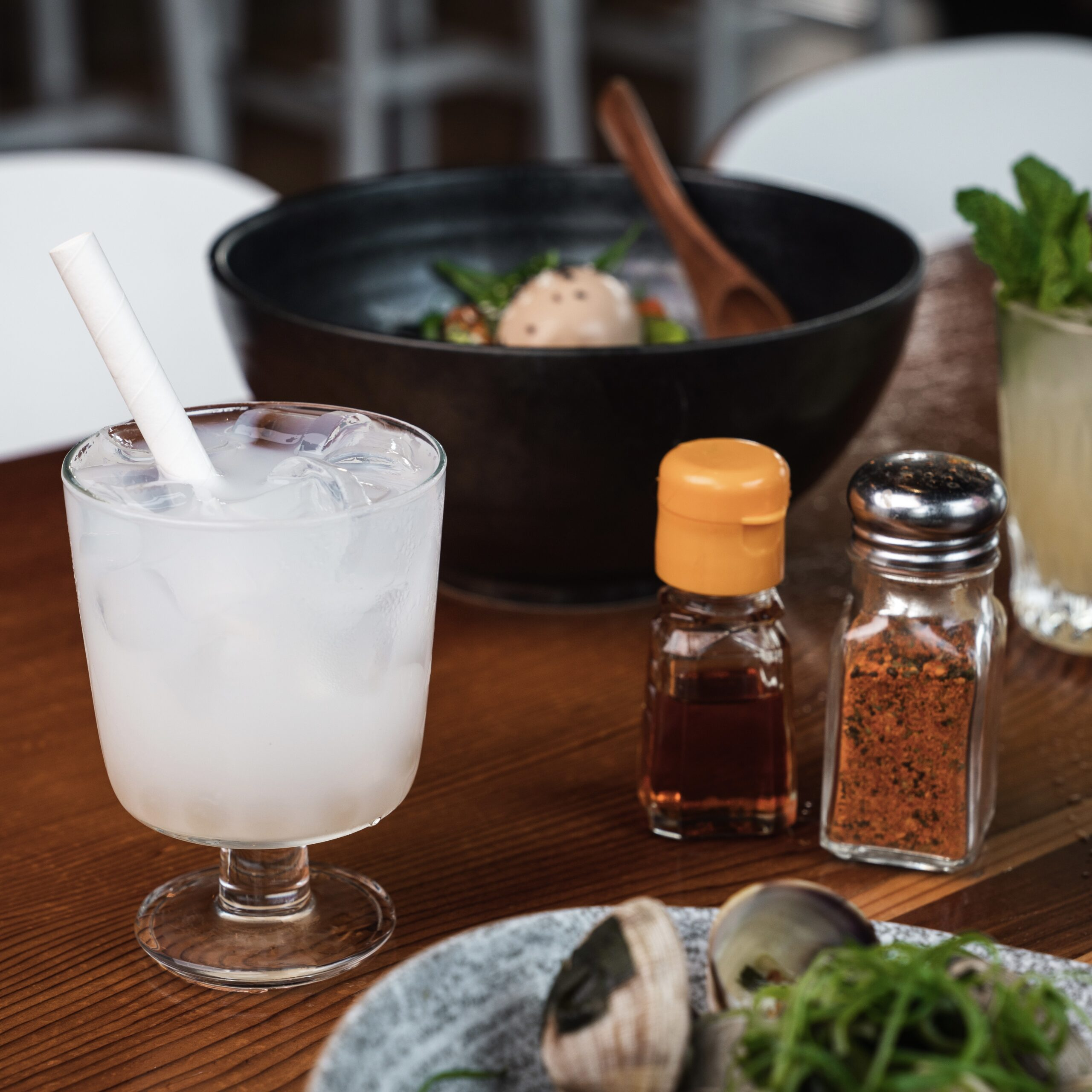 Kuma Tofino Cocktail White Wash